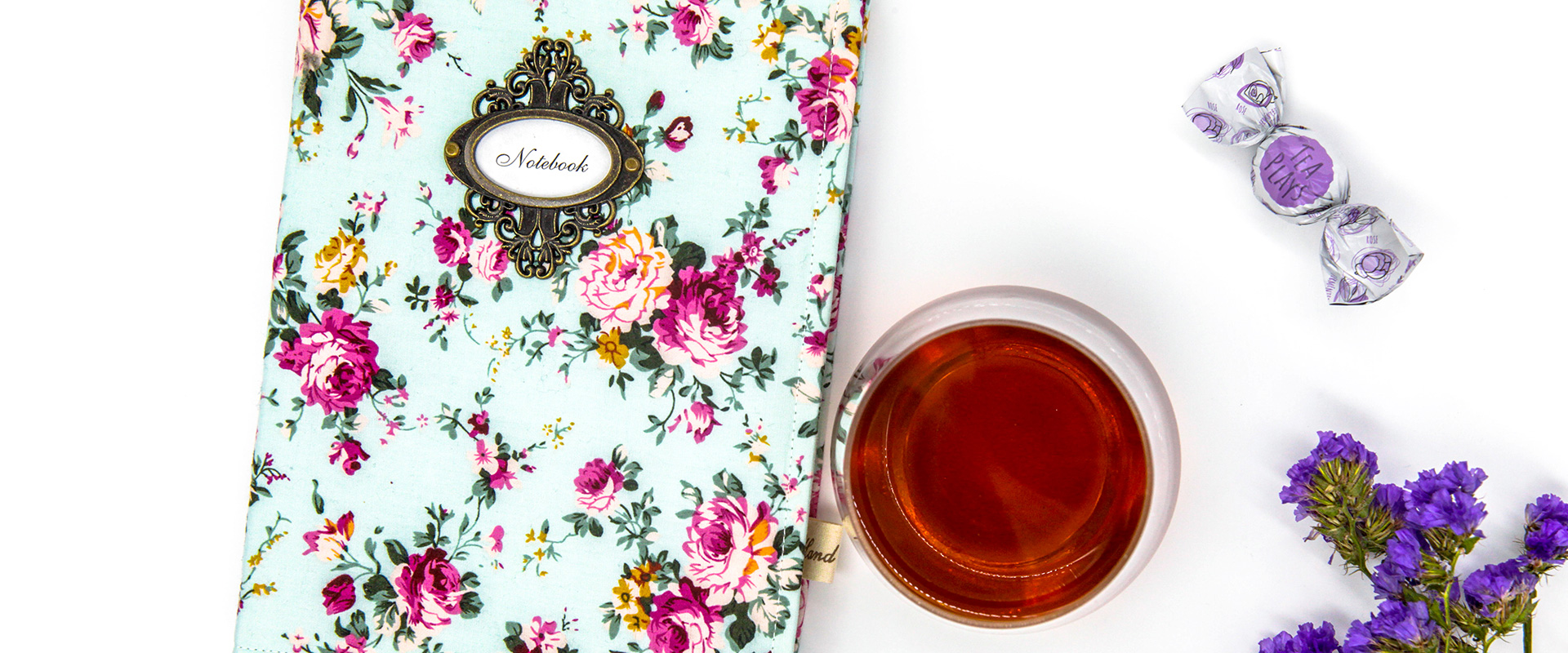 Rose tea in your home